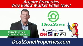 Deal Zone Properties TV Spot, 'Cracked the Code' - Thumbnail 4
