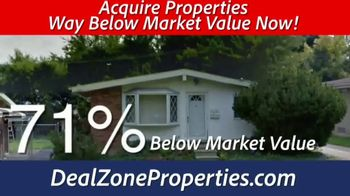 Deal Zone Properties TV Spot, 'Cracked the Code' - Thumbnail 6