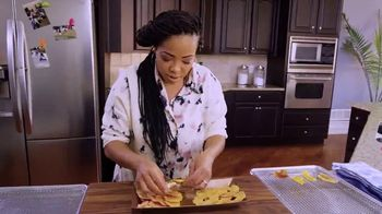 The Laughing Cow TV Spot, 'Food Network: Movie Night' Feat. Tregaye Fraser