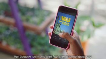 Western Union App TV Spot, 'Gifts From Afar' - Thumbnail 4