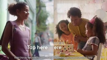 Western Union App TV Spot, 'Gifts From Afar' - Thumbnail 5