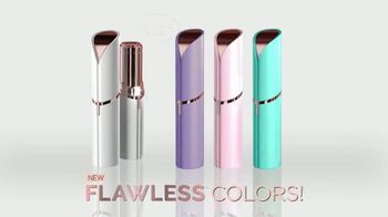 Finishing Touch Flawless Colors TV Spot, 'New Colors' - 1409 commercial airings