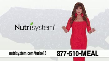 Nutrisystem Turbo 13 TV Spot, 'Join Millions' Featuring Marie Osmond - 90 commercial airings