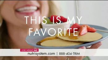 Nutrisystem TV Spot, 'This Is Not a Diet'