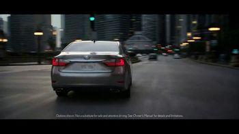 2018 Lexus ES TV Spot, 'Amazing Machine' [T2] - Thumbnail 2