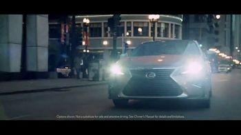 2018 Lexus ES TV Spot, 'Amazing Machine' [T2] - Thumbnail 3
