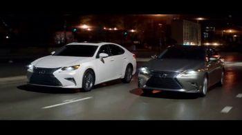 2018 Lexus ES TV Spot, 'Amazing Machine' [T2] - Thumbnail 6