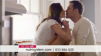 Nutrisystem TV Spot, 'Busy, Stressed and Gaining Weight'