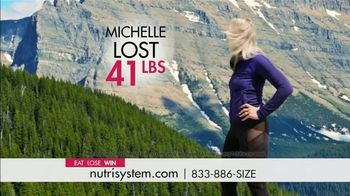 Nutrisystem TV Spot, 'Busy, Stressed and Gaining Weight' - Thumbnail 5