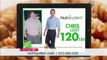 Nutrisystem TV Spot, 'Busy, Stressed and Gaining Weight' - Thumbnail 7