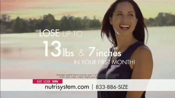 Nutrisystem TV Spot, 'Busy, Stressed and Gaining Weight' - Thumbnail 8
