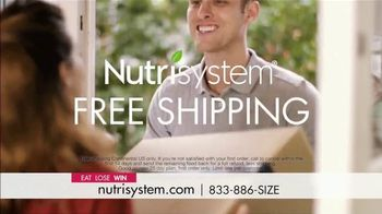 Nutrisystem TV Spot, 'Busy, Stressed and Gaining Weight' - Thumbnail 9