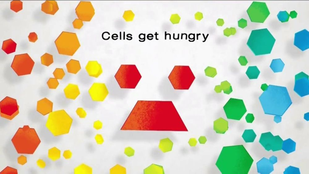 Centrum TV Commercial, 'Cells Get Hungry'
