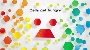 Centrum TV Spot, \'Cells Get Hungry\'