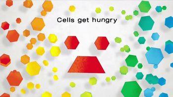 Centrum TV Spot, 'Cells Get Hungry'