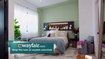 Wayfair TV Spot, 'Brother vs. Brother: Master Bedrooms' - Thumbnail 9