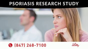 Eli Lilly TV Spot, 'Psoriasis Research Study: Rolling Meadows'