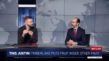 Bai TV Spot, 'This Just In' Featuring Justin Timberlake, Brian Huskey - Thumbnail 4