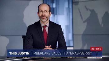 Bai TV Spot, 'This Just In' Featuring Justin Timberlake, Brian Huskey - Thumbnail 6