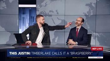 Bai TV Spot, 'This Just In' Featuring Justin Timberlake, Brian Huskey - Thumbnail 7