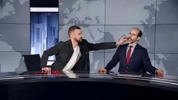 Bai TV Spot, 'This Just In' Featuring Justin Timberlake, Brian Huskey - Thumbnail 9
