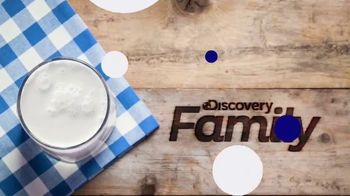 Milk Life TV Spot, 'Discovery Family: All Together Now'