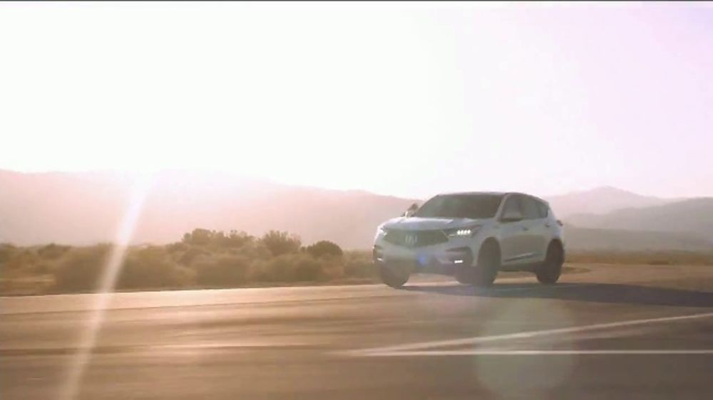 2019 Acura Rdx Tv Commercial Launch Song By Motorhead T1 Ispot Tv