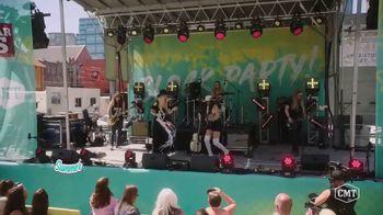 2018 CMT Summer of Music Sweepstakes TV Spot, 'All Summer Long' - Thumbnail 1