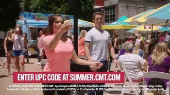 2018 CMT Summer of Music Sweepstakes TV Spot, 'All Summer Long' - Thumbnail 5
