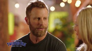 Twisted Tea TV Spot, 'CMT: Backyard Lounge' Featuring Dierks Bentley