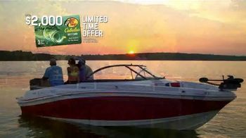 Bass Pro Shops Gone Fishing Event TV Spot, 'Gift Cards' - Thumbnail 9