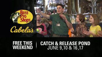 Bass Pro Shops Gone Fishing Event TV Spot, 'Shorts and Sharpening Kits' - Thumbnail 3