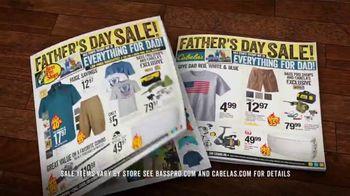 Bass Pro Shops Gone Fishing Event TV Spot, 'Shorts and Sharpening Kits' - Thumbnail 4