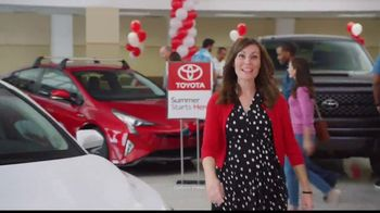 Toyota Summer Starts Here TV Spot, 'Safety Sense Standard' [T2] - Thumbnail 2