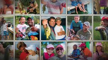 Bass Pro Shops  TVGone Fishing Event TV Spot, 'Take Someone Fishing: Cards' - Thumbnail 5