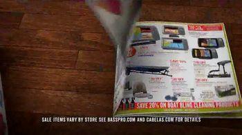 Bass Pro Shops  TVGone Fishing Event TV Spot, 'Take Someone Fishing: Cards' - Thumbnail 6