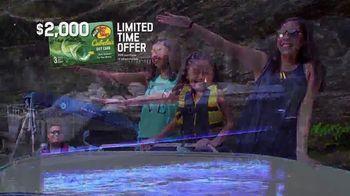Bass Pro Shops  TVGone Fishing Event TV Spot, 'Take Someone Fishing: Cards' - Thumbnail 8
