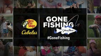 Bass Pro Shops Gone Fishing Event TV Spot, 'Teach Someone to Fish' - Thumbnail 5