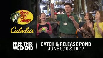 Bass Pro Shops Gone Fishing Event TV Spot, 'Teach Someone to Fish' - Thumbnail 6