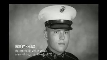 Parsons Xtreme Golf TV Spot, 'For Heroes Tribute' - Thumbnail 1