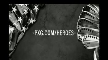 Parsons Xtreme Golf TV Spot, 'For Heroes Tribute' - Thumbnail 9