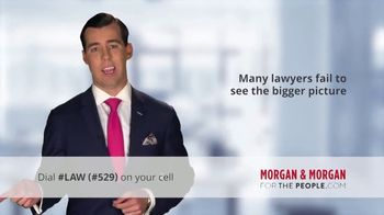 Morgan and Morgan Law Firm TV Spot, 'The Bigger Picture' - Thumbnail 4
