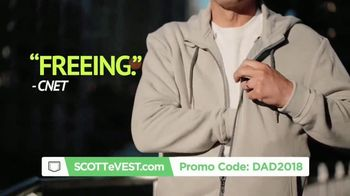 SCOTTeVEST TV Spot, 'Hands-Free: Father's Day' - Thumbnail 5