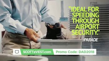 SCOTTeVEST TV Spot, 'Hands-Free: Father's Day' - Thumbnail 6
