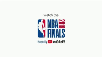 YouTube TV TV Spot, 'Same but Different: NBA Finals' - Thumbnail 10