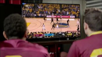 YouTube TV TV Spot, 'NBA Finals' Featuring Kevin Durant, Song by Cardi B - Thumbnail 6