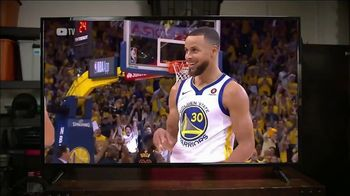 YouTube TV TV Spot, 'NBA Finals' Featuring Kevin Durant, Song by Cardi B - Thumbnail 7