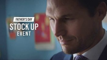 Men's Wearhouse Father's Day Stock Up Event TV Spot, 'Designer Suits'