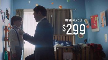 Men's Wearhouse Father's Day Stock Up Event TV Spot, 'Designer Suits' - Thumbnail 5
