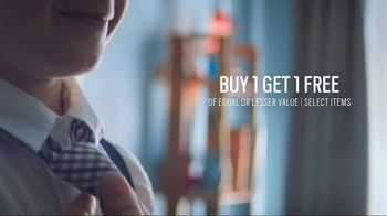 Men's Wearhouse Father's Day Stock Up Event TV Spot, 'Designer Suits' - Thumbnail 6